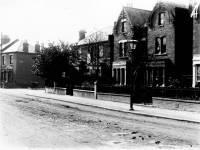 Haydons Road, Wimbledon: Junction with Effra Road.