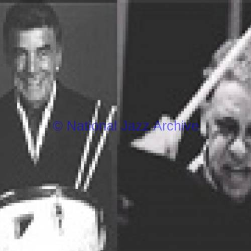 Buddy Rich meets Louie Bellson