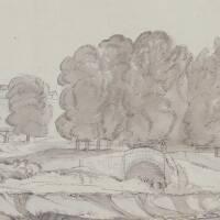Bartholomew Yard, c.1840, Exeter