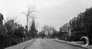 Graham Avenue, Mitcham