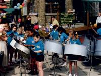 Merton Abbey Mills: Junior School Music Band