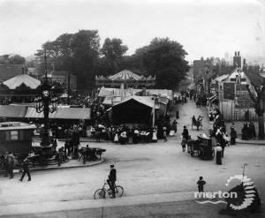 Mitcham Fair and Upper Green