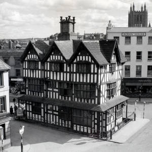 The Old House in Hereford