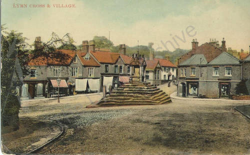 Lymm Cross and Village