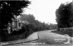Cottenham Park Road, Raynes Park