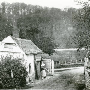 Toll gate, Whitney-on-Wye