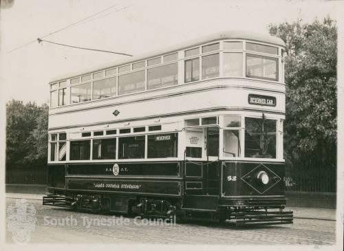 Corporation Tram