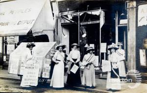 Women's Social and Political Union - Wimbledon Branch