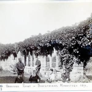 Blackfriars Monastery, 1891