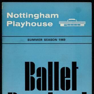 Nottingham Playhouse, July–August 1969