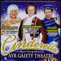 Flyer - Cinderella 2012