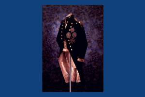 Lord Nelson's coat