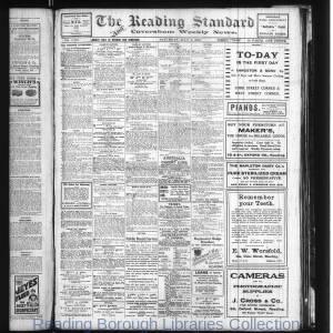 Reading Standard Etc 07-1915