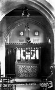 The Warrior Chapel, St. Mary's Church, Wimbledon Village