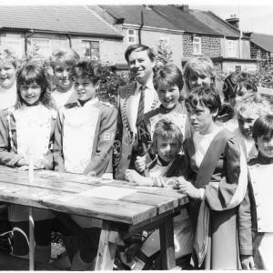 Chapeltown Moonbeam  Majorettes Mini Market 1986