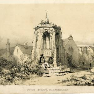 Stone Pulpit, Blackfriars