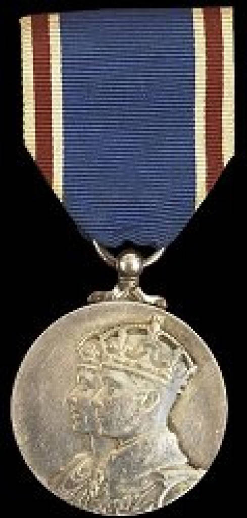 King George VI Coronation Medal