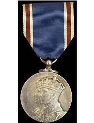 King George VI Coronation Medal