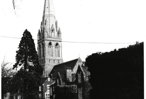 St. Michael and All Angels, c1980, Exeter