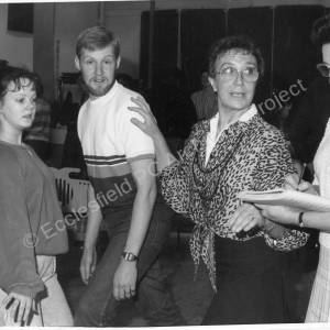 High Green Operatic Rehearsal c 1986  a