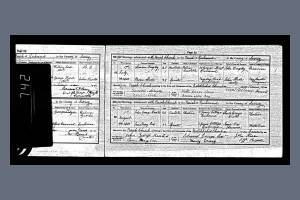 J Keates Marriage Certificate