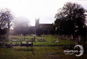 St Peter and St Paul, Mitcham Parish Church, Church Road