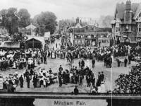 Mitcham Fair on the Fair Green