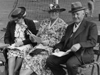 The Mayor & Mayoress of Mitcham Alderman & Mrs S L Gaston