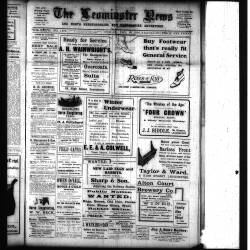 Leominster News - November 1916