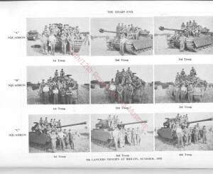 9th Lancers, 1956
