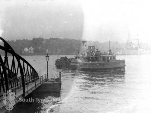 Ferry Landing and Old Horse Ferry