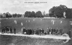 The Cricket Green, Mitcham