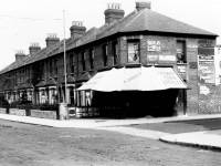Haydons  Road, Wimbledon: Cowper Road junction