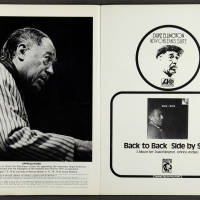Duke Ellington Orchestra British Tour - October 1971 009