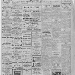 Hereford Journal - 10th August 1918
