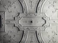 Eagle House, Wimbledon: Moulded ceiling