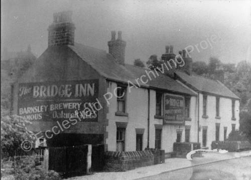 Bridge Inn, Charlton Brook