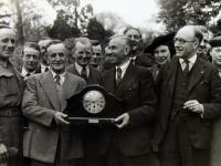 T. Langsdon retires as Road Foreman, Merton Council