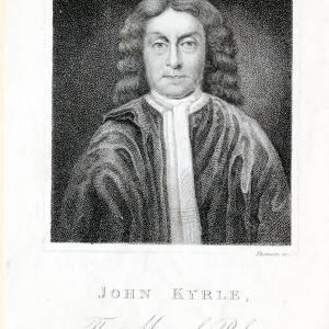 John Kyrle, 1637 - 1724