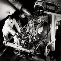 Gazelle E 156 engine: Napier