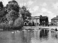 Three Kings Pond & Public House, Mitcham