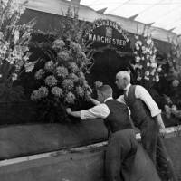 Southport Flower Show Display from Manchester in 1926