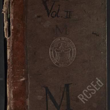Patient Casebook 1870: Joseph Lister