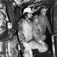 Paul Wilenius, Westoe Colliery