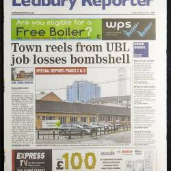 The Ledbury Reporter - April 2014
