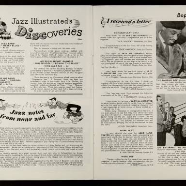 Jazz Illustrated Vol.1 No.2 December 1949 0009
