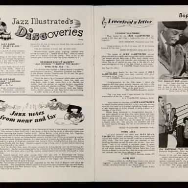 Jazz Illustrated Vol.1 No.2 December 1949 0009