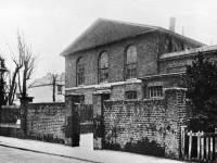 Zion Congregational Church, Western Road, Mitcham