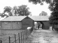 Harriott's Farm, West Barnes: Also known as Moat Farm