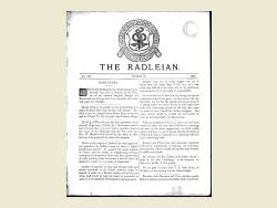 The Radleian 1889 - No.188 March